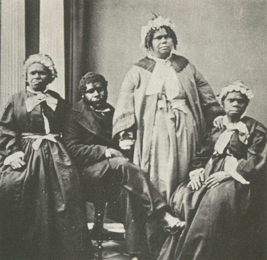 سكان تسمانيا الأصليون