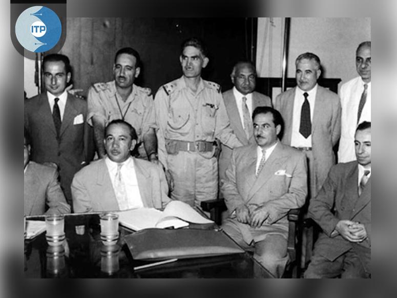 أزمنة الثورات، الجنرال عبد الكريم قاسم والإنقلاب العراقي عام 1958، مقابلة مع بروفسور جامعة كنتاكي الغربية خوان روميرو.