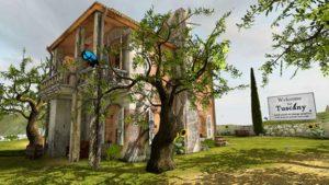 tuscan-villa